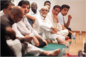 Мусульмане в синагоге