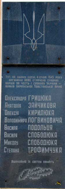 Бандеровцы Ровно