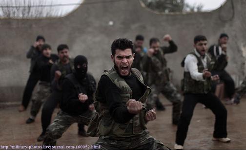 Свободная сирийская армия