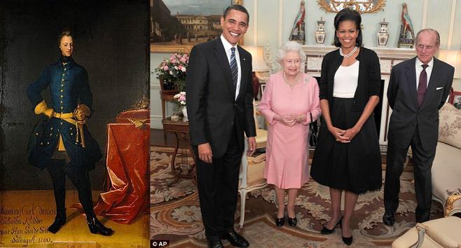 Карл Двенадцатый и Барак Обама