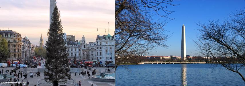 Лондон и Вашингтон