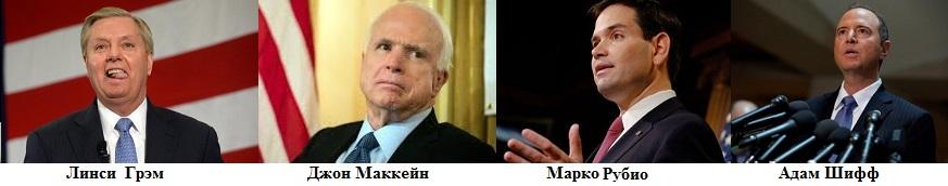 Сенаторы