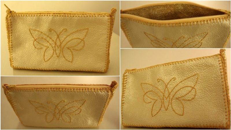 golden buterfly