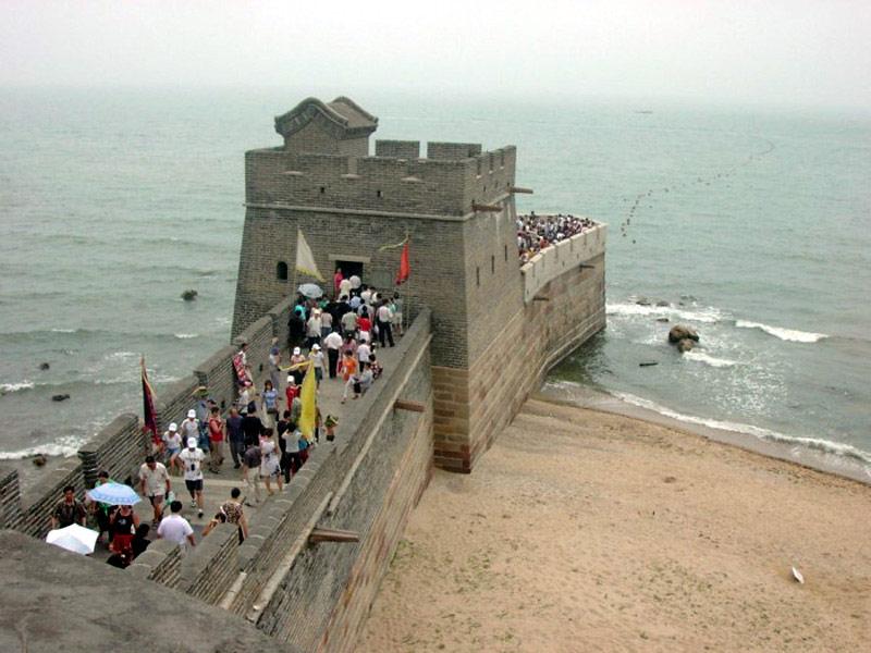 Великая китайская стена или Большой Чинайский забор?