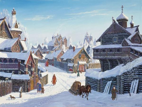 Древние города Сибири