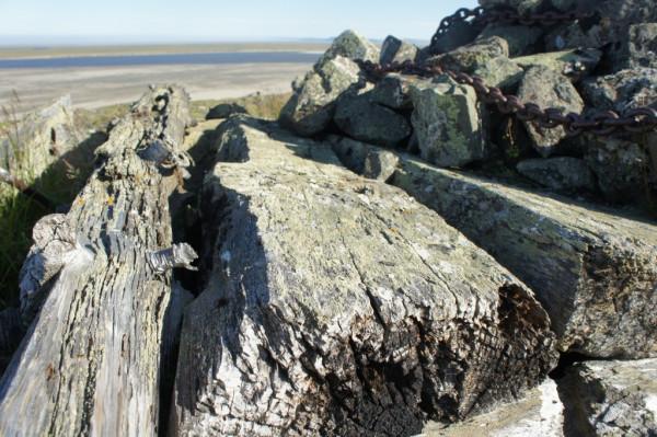 2 остатки могилы Де Лонга 1881 г