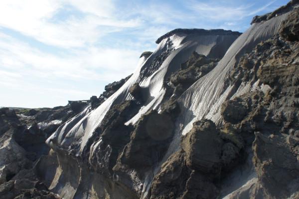 6 Ледяные валыОстров Боухор-Хая2