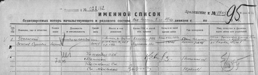 успенский_извещ о смерти_1