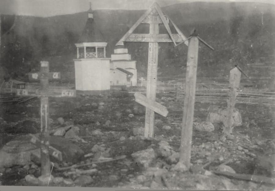1907-1914. Кандалакша. Церковь Иоанна Крестителя