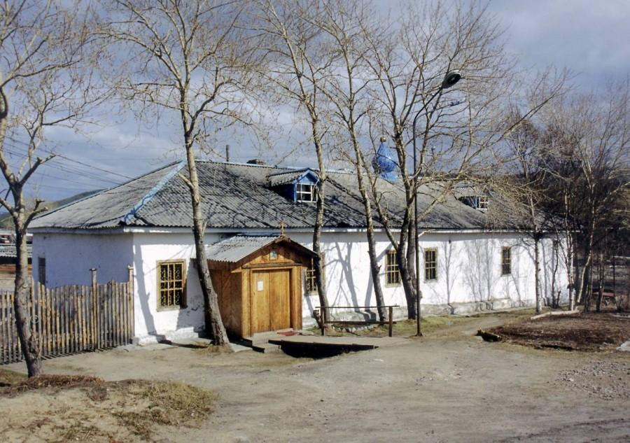 старая церковь, фото федосеева