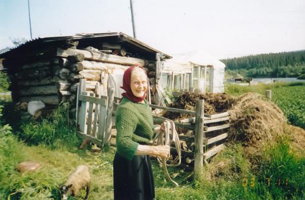 Смоленникова Алевтина Васильевна, 1927 г.р