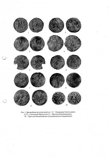 монеты-Руси