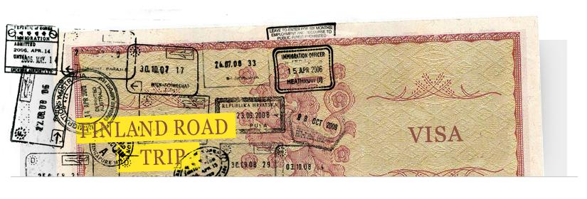 Finland Road Trip | Как отменили билеты на самолет и шенгенская виза