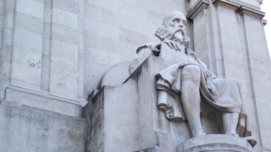 monumento Cervantes - 6