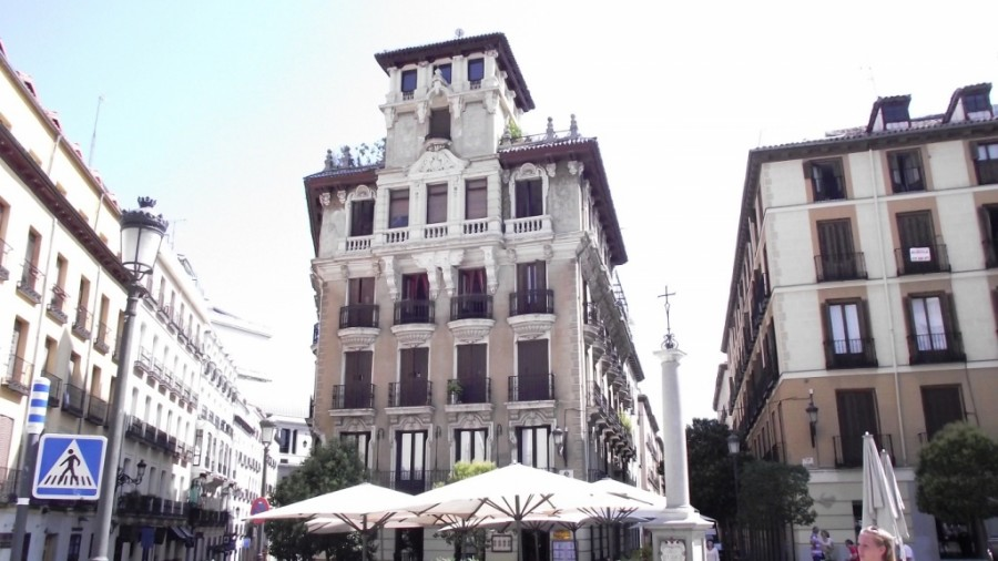 Calle Vergara - 01