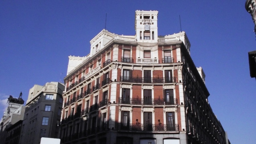 Plaza de Canalejas -3