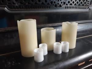 Свечи имитация (Москва)