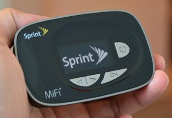 Novatel MiFi 500 LTE - очередная новинка для Sprint: ru_4g — LiveJournal