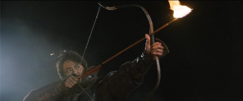 Главное зажечь стрелу
