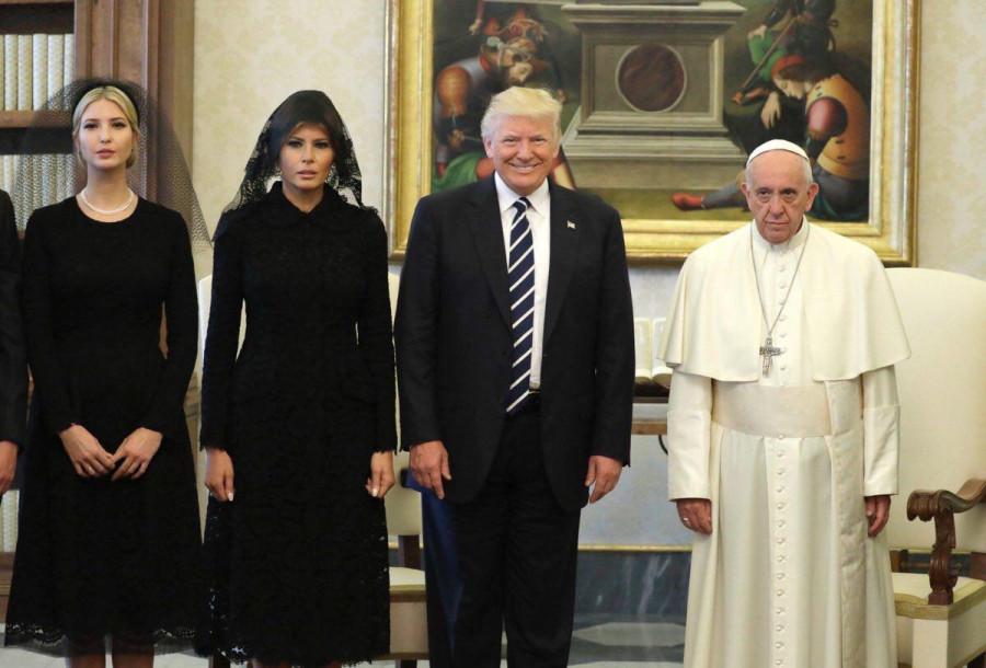 Папа Трамп