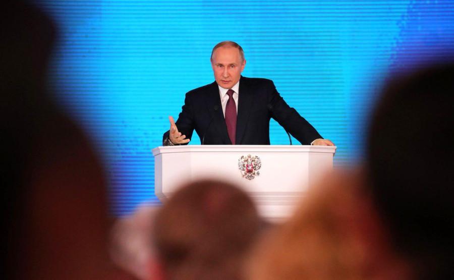 Путин 99