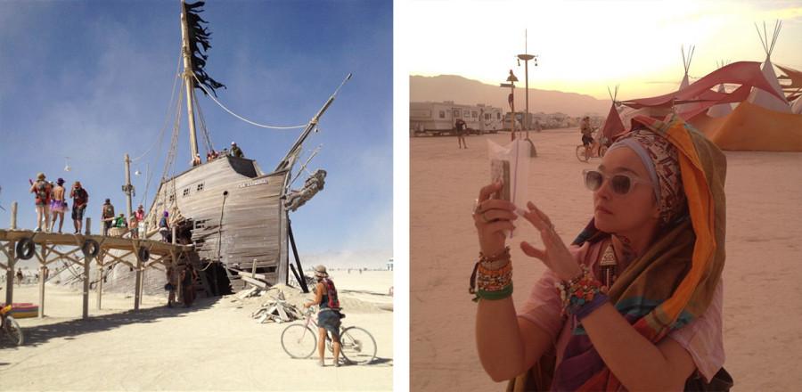 Фото Алексей Никишин, Burning Man