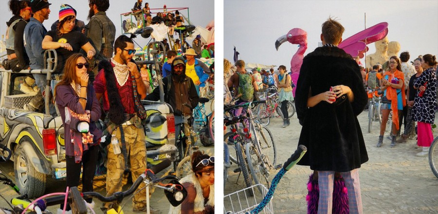 Burning Man, Фото Алексей Никишин, Instagram: alexeynikishin