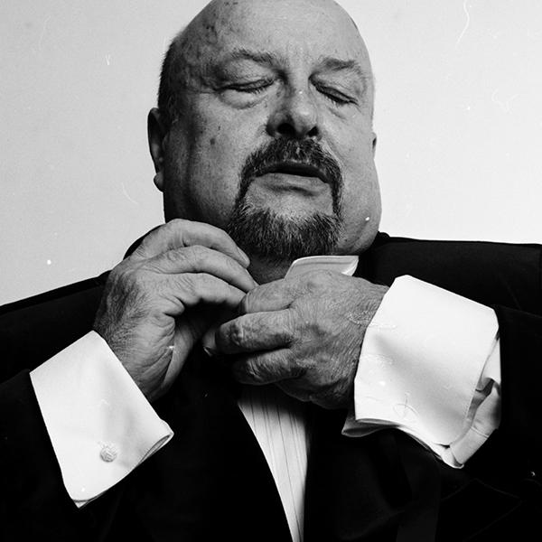 Портрет актера, фото Алексей Никишин