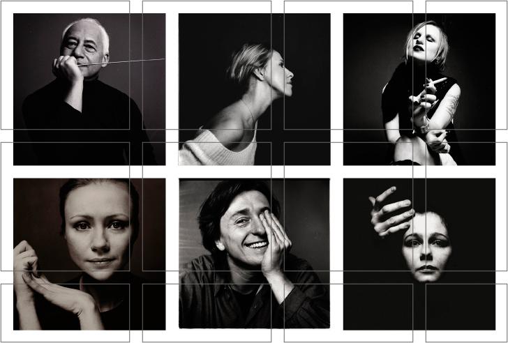 Алексей Никишин: мастер-класс Современный психологический портрет. Видеозапись