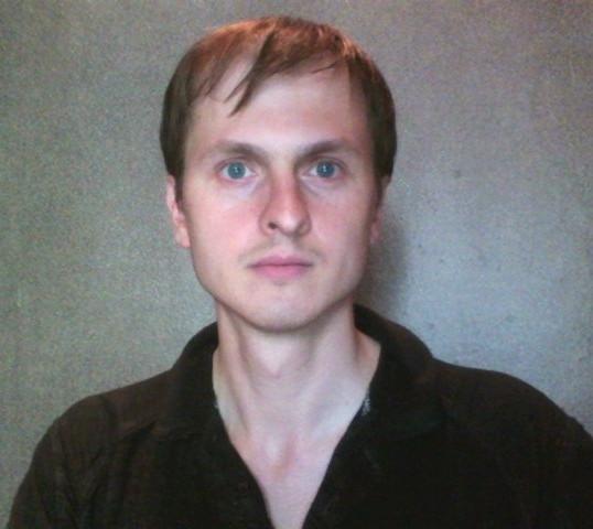 Алексей Зырянов (июль 2012)