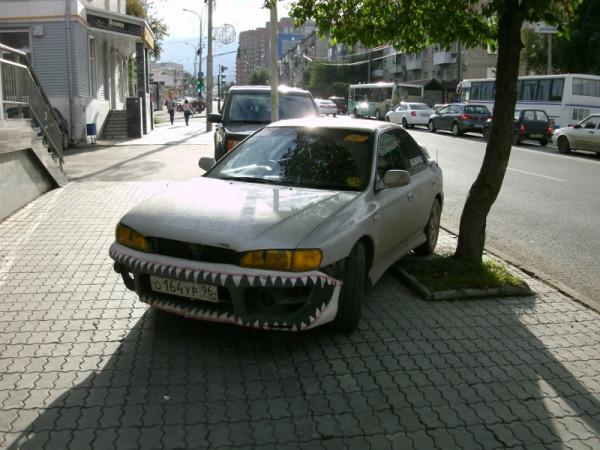 13_Зубастая машина