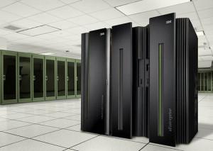 Рис. 2. IBM zEnterprise 196