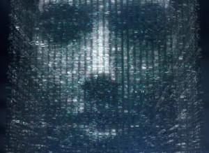 """Рис. 7. В.И.К.И.  Виртуальный Интерактивный Кинетический Интеллект, кибернетическая система компании U. S. Robotics из фильма """"Я, робот"""""""