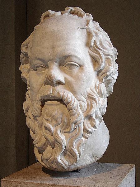Рис. 1. Сократ