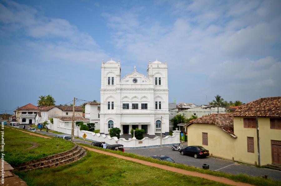 расположен фото улицы города галле шри ланка церковь селе подстепное