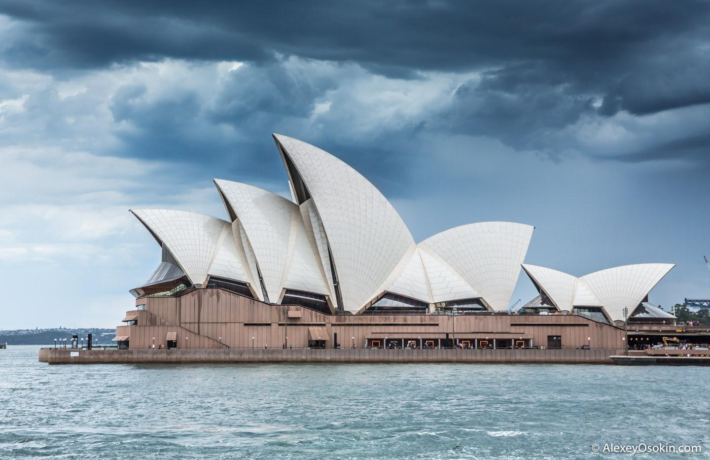 Сиднейская опера. Нужно ваше мнение!