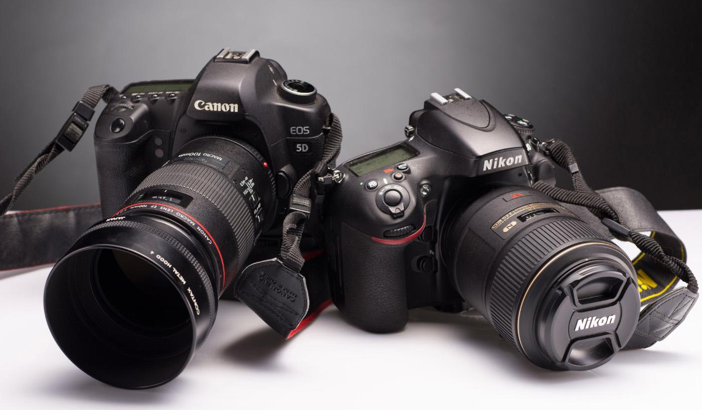 Почему Canon, а не Nikon
