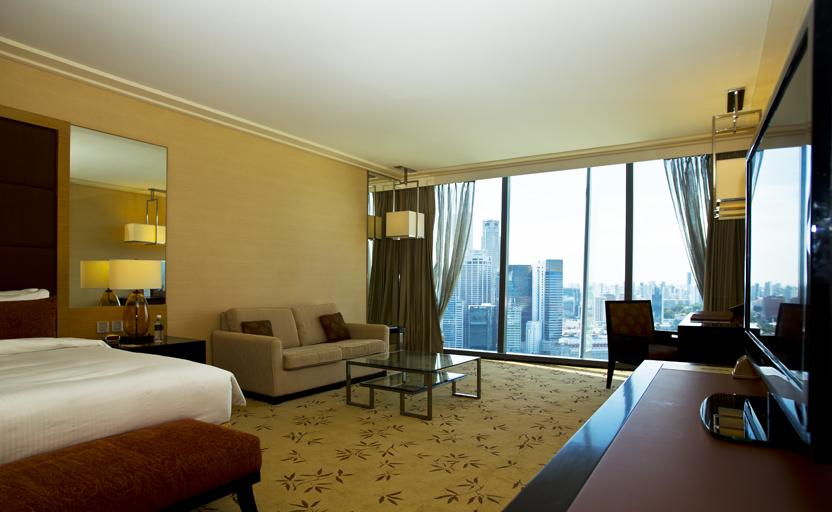 Room in Marina Bay Sands