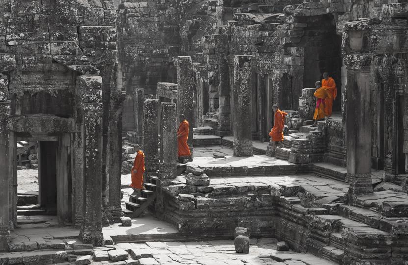 Cambodia - Angkor1