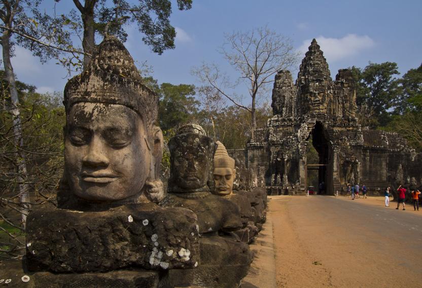 Cambodia - Angkor6