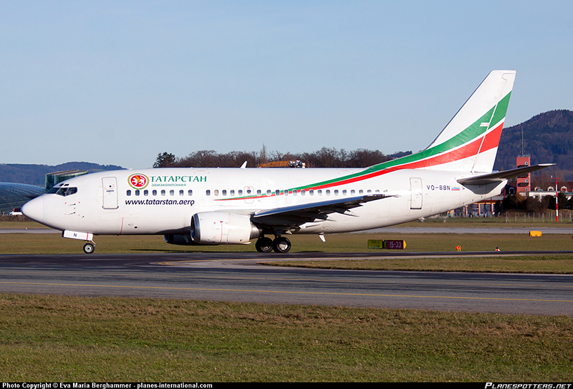 VQ-BBN-Tatarstan-Air-Boeing-737-500_PlanespottersNet_346550
