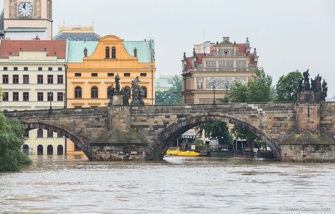 Магическая Прага. Карлов мост.