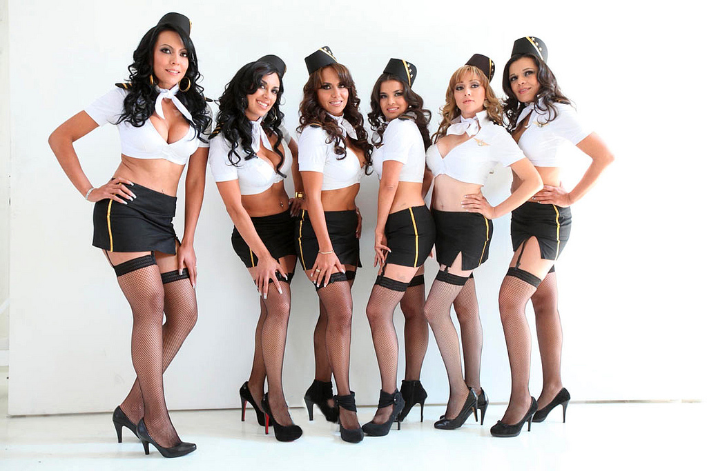 Красивые фотки стюардесс 7 фотография