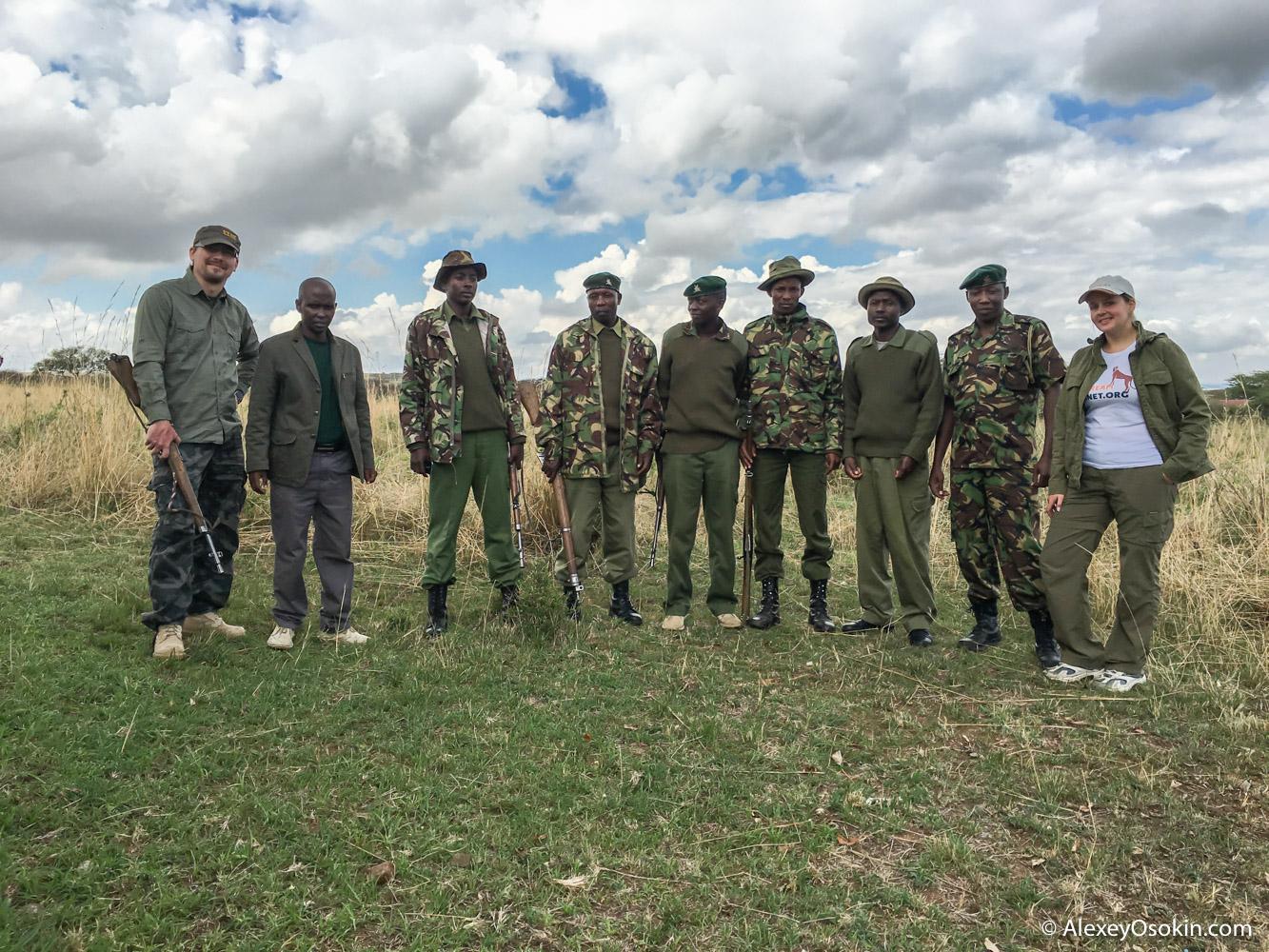 Наша служба и опасна, и трудна. Блогер на защите дикой природы.
