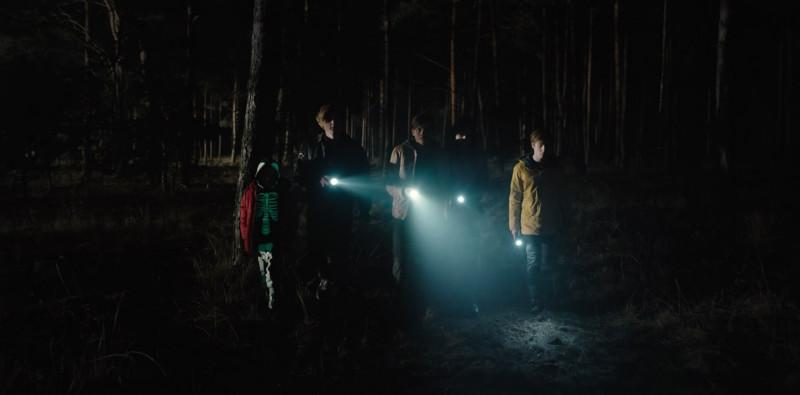 Не ходите, детки, в лес. Мало ли.....