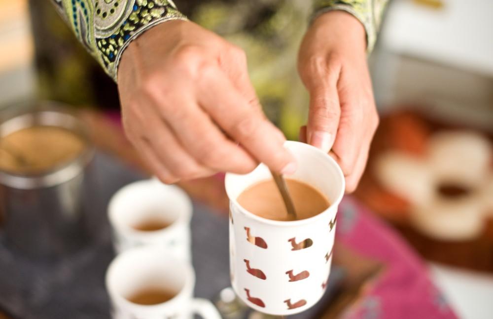 Арабский чай дубай кредит за рубежом на покупку недвижимости