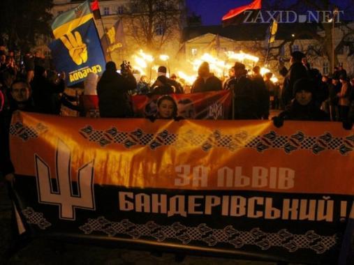 alexfuchs - В Киеве и Львове продолжается широкомасштабный ...