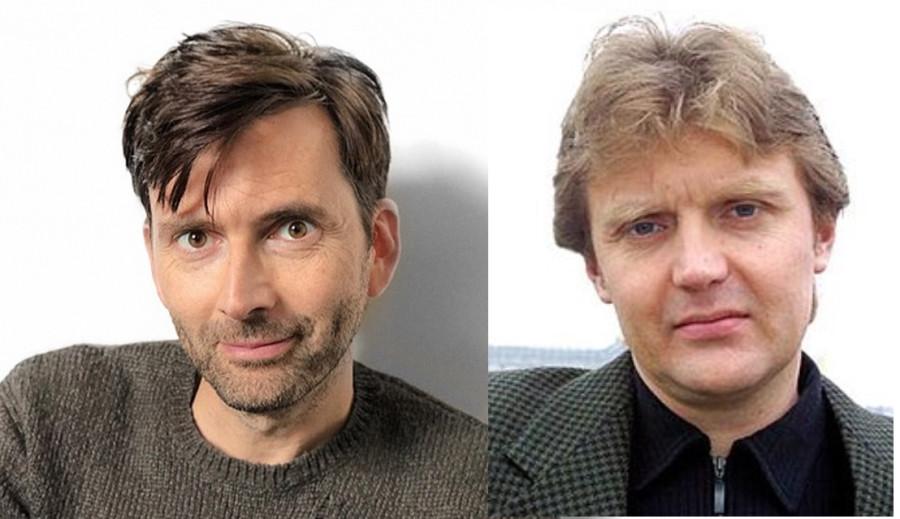 В роли Литвиненко — ведущий британский актер Дэвид Теннант («Доктор Кто»).