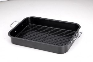 Baking Tray With Rack