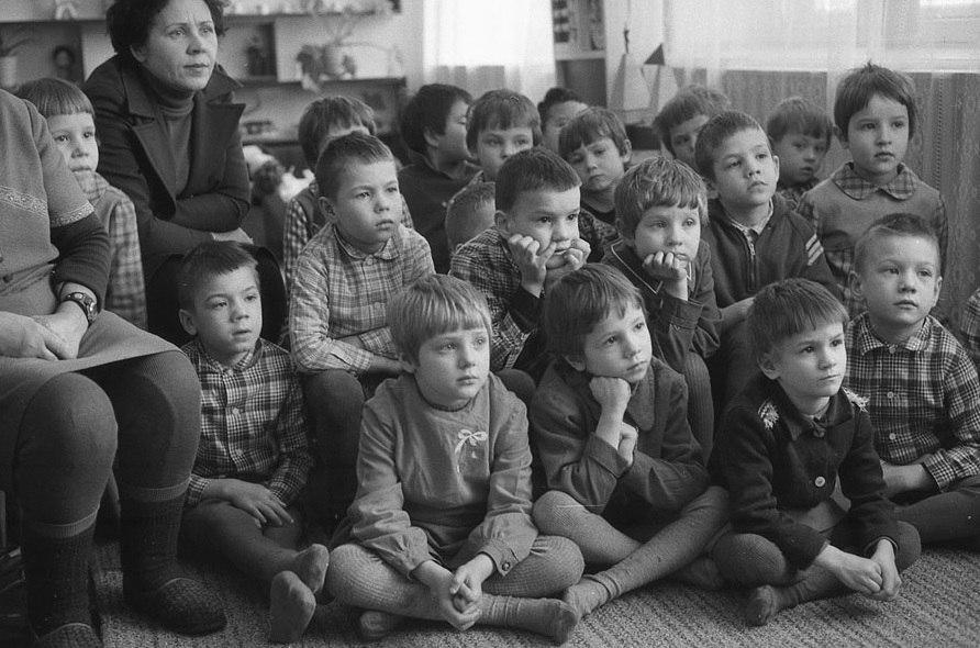 дети натуристы фильмы